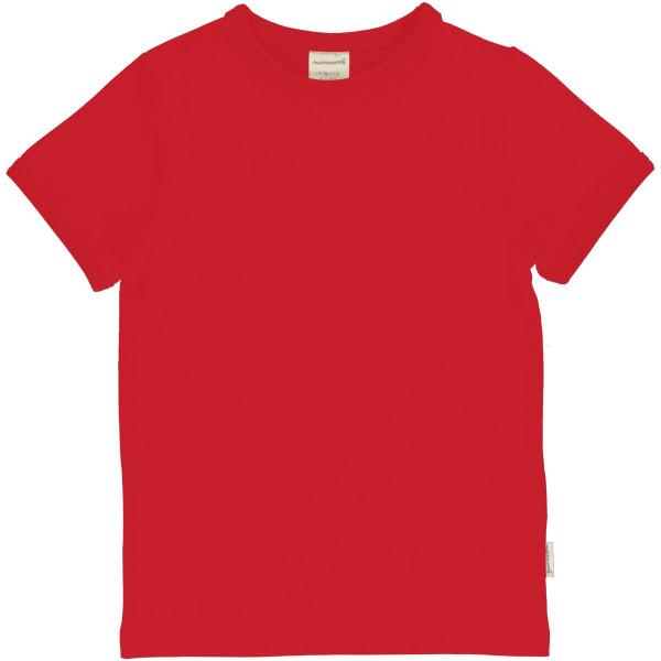 Maxomorra T-Shirt Kurzarm Ruby
