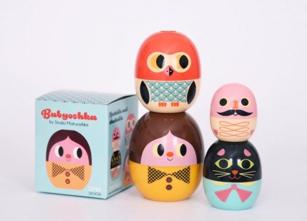 OMM Design Babyoshka Mensch