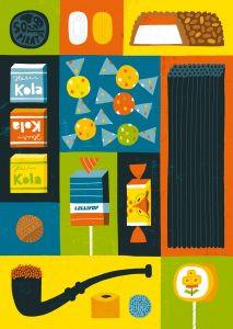 Kehvola Karte Karkit (Süssigkeiten)