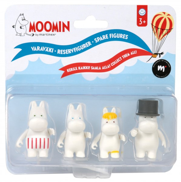 Martinex Mumin Figuren