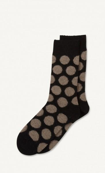Marimekko Socken Gruppo grau schwarz