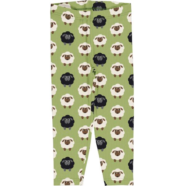 Maxomorra Leggings 3/4 Sheep