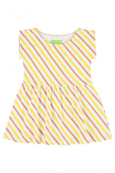 Lily Balou Kleid Streifen Sorbet