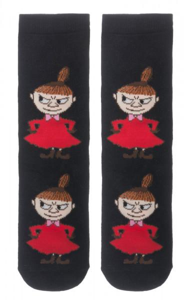 Nordic Buddies Kleine My schwarz Socken Gr. 36-42