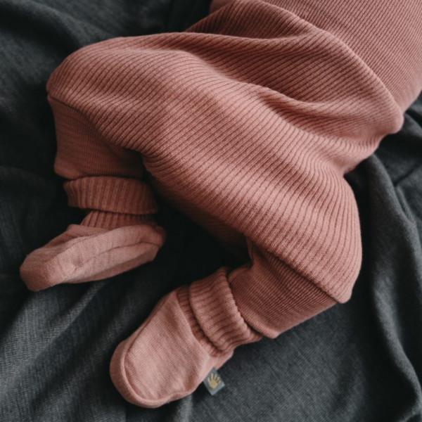 Forgaminnt Babyhose Ash Rose 0-12/18 Monate