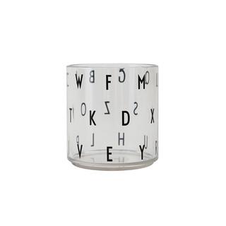 Design Letters Trinkglas ABC aus Tritan