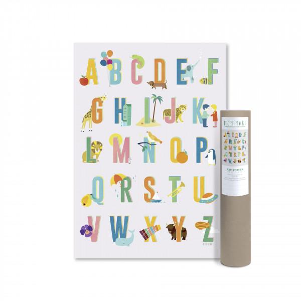 Monimari Poster ABC