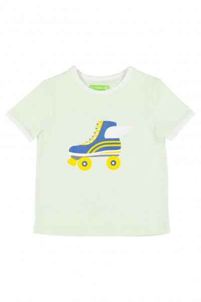 Lily Balou T-Shirt Rollschuh