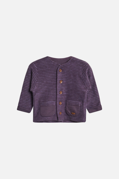 Hust & Claire Cardigan-Velours