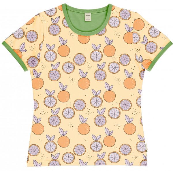 Meyadey T-Shirt Kurzarm Adult Citrus Sun