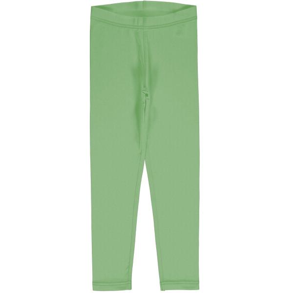 Meyadey Leggings Solid Grün