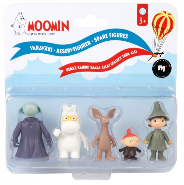 Martinex Mumin Figuren Kleine My & Co