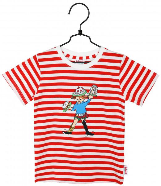 Martinex Pippi Langstrumpf T-Shirt Cake