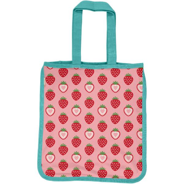 Maxomorra Shopper Tasche Strawberry