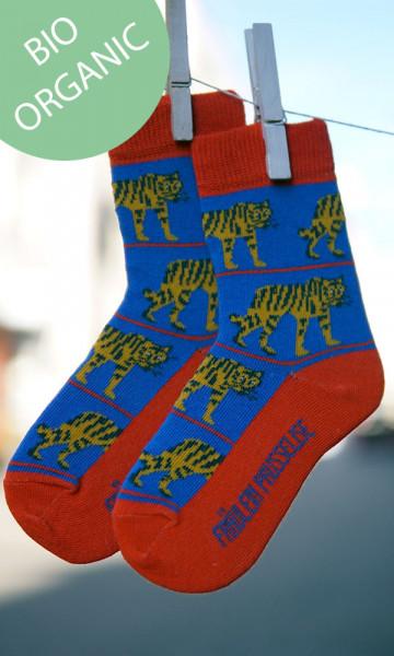 Fräulein Prusselise Socken Tiger