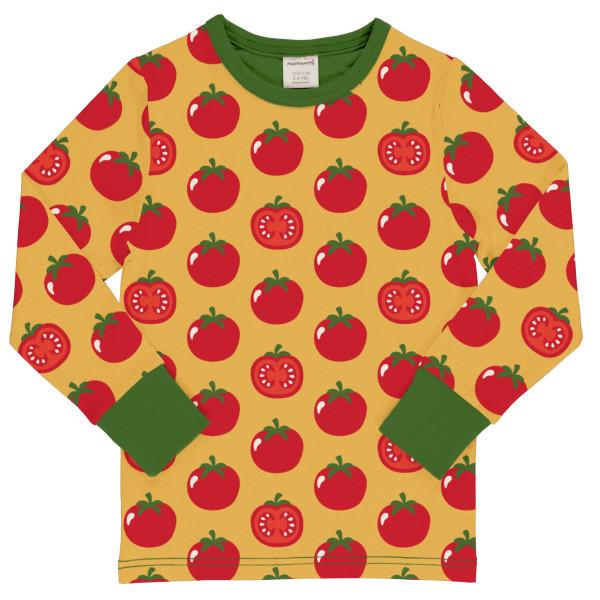 Maxomorra Langarmshirt Tomato