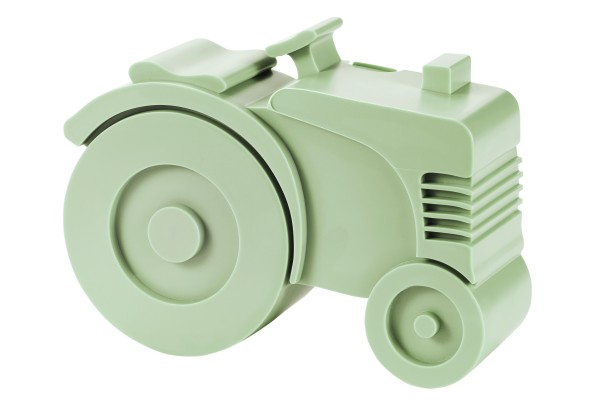 Blafre Brotdose Traktor Seagreen