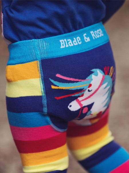 Blade & Rose Leggings Carnival Horse