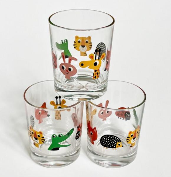 OMM Design Glas Animals
