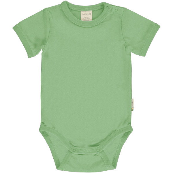 Meyadey Body Kurzarm Grün