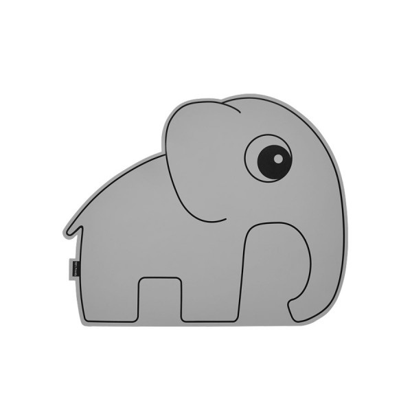 Done by Deer - Platzset Elefant Grau