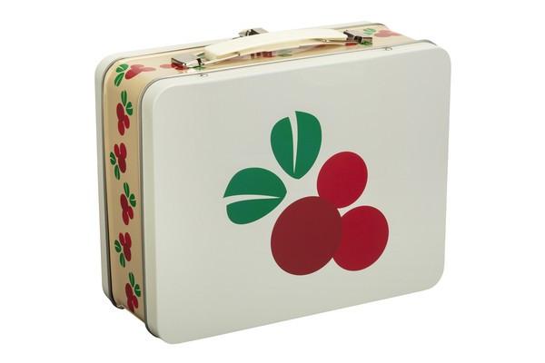 Blafre Koffer aus Metall