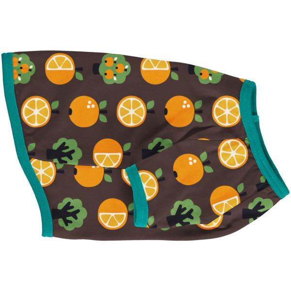Maxomorra Shirt für Hunde Orange
