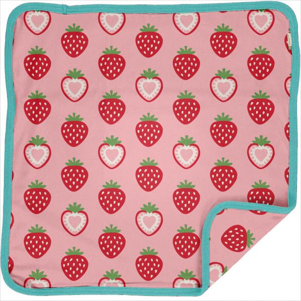 Maxomorra Kissenbezug Strawberry