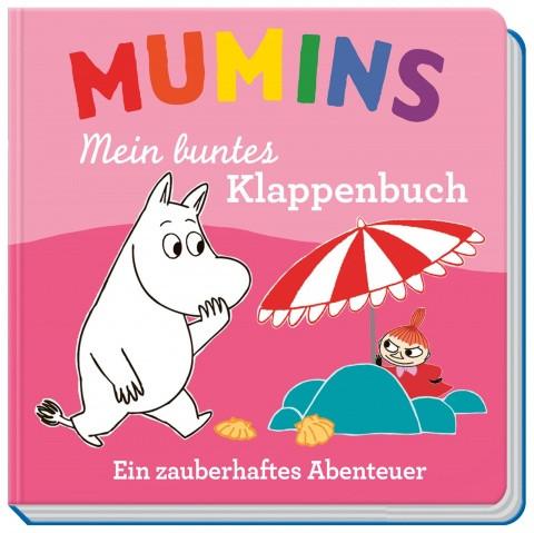 Mumins: Mein buntes Klappenbuch (Pappenbuch)