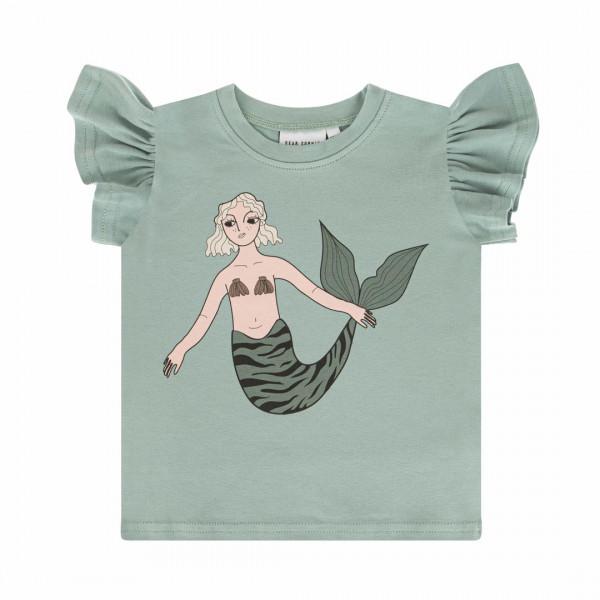 Dear Sophie Mermaid Shirt mit Flügelärmeln