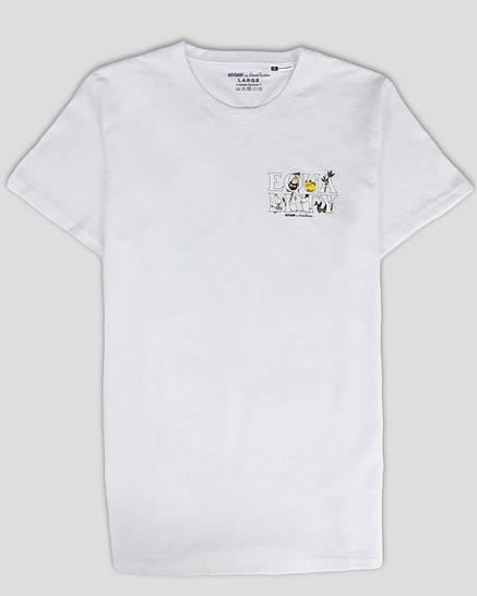 Nordic Buddies Alphabets T-Shirt Mumin Equality