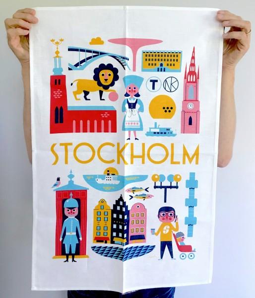 OMM Design Küchenhandtuch Stockholm