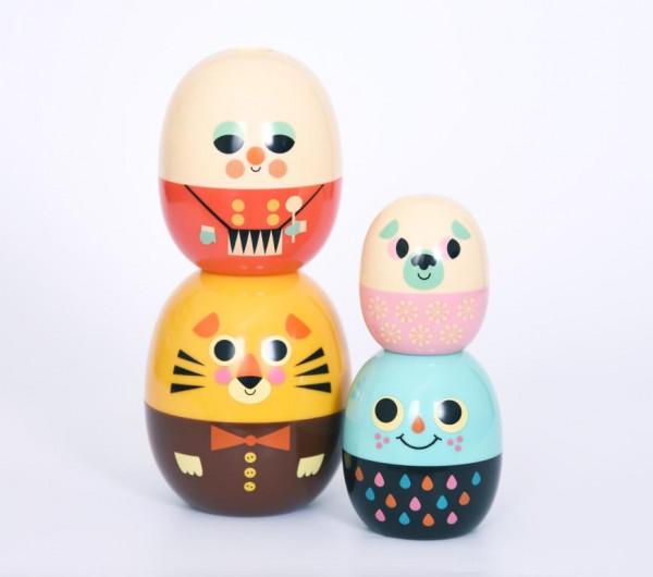 OMM Design Babyoshka Tiere