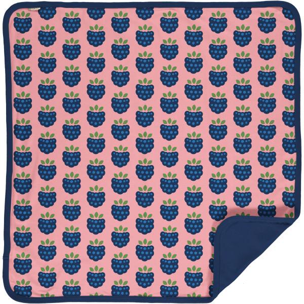 Maxomorra Babydecke Blackberry