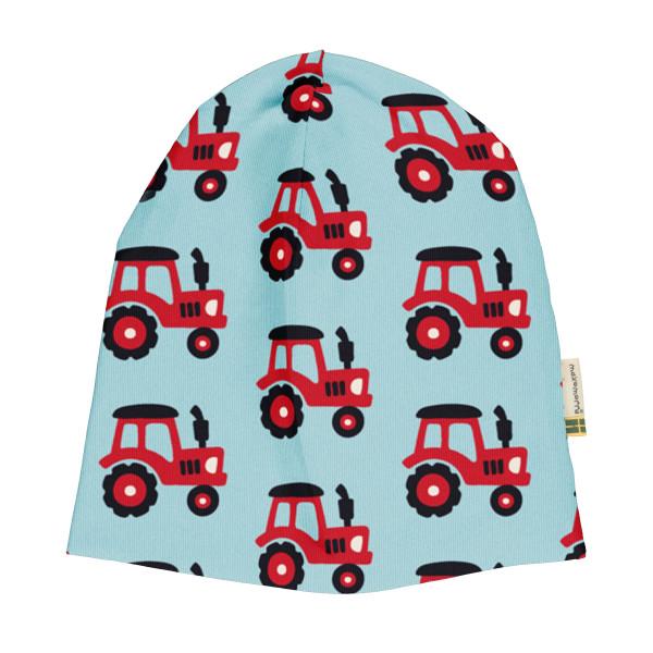 Maxomorra Kindermütze Tractor