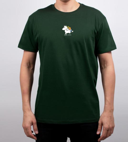 Nordic Buddies Mumin Erwachsene Unisex Shirt
