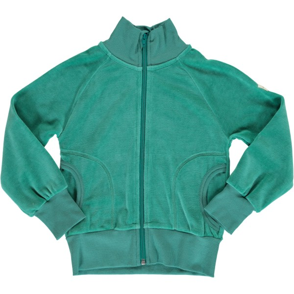 Maxomorra Jacke Velour