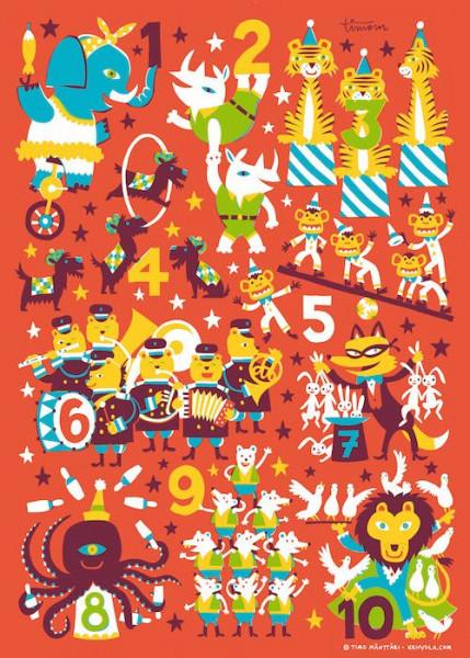 Kehvola Poster 123