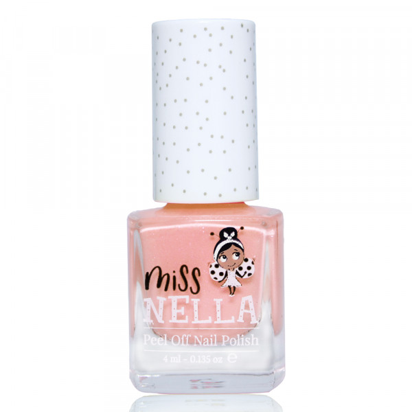 Miss Nella Kids Nagellack Peach Slushie